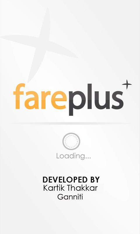 FarePlus - screenshot