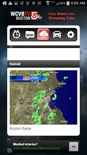 Alarm Clock WCVB Ch 5 Boston - screenshot thumbnail