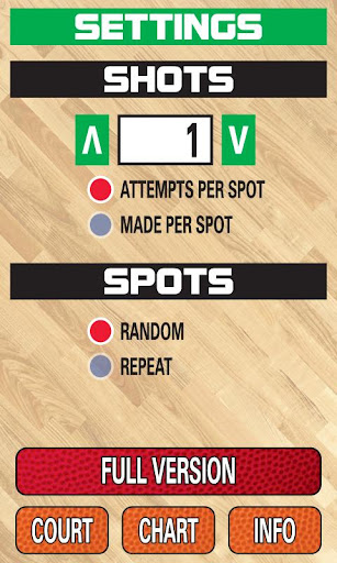 【免費運動App】Spot Shot Basketball Lite-APP點子