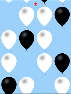 Don't Pop the White Balloons- screenshot thumbnail