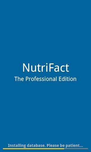NutriFact Pro