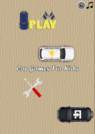 Car Games For Kids 4x4
