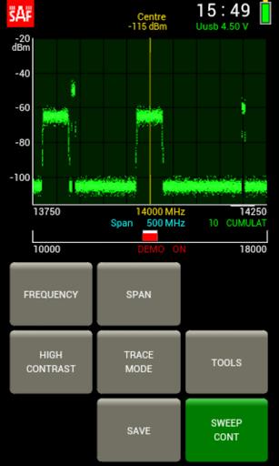 Spectrum Compact Simulator