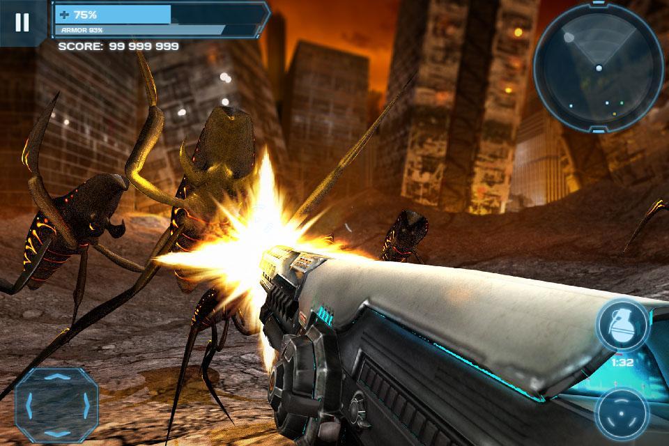 Combat Trigger: Modern Dead 3D - screenshot