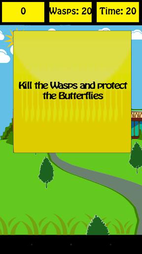 玩動作App|Day of the Wasp - Splat Bugs!免費|APP試玩