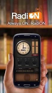 RadiON - screenshot thumbnail