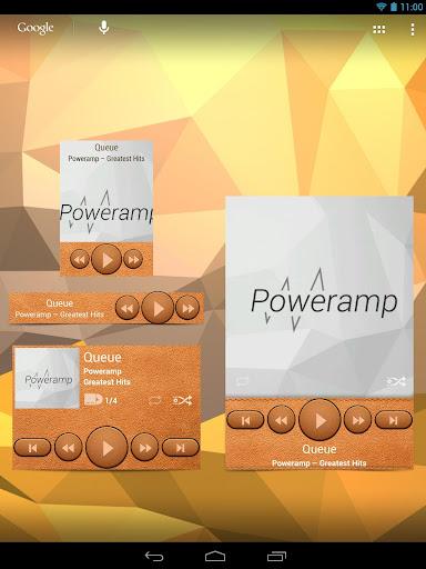 Widgets Kit for Poweramp  screenshots 10