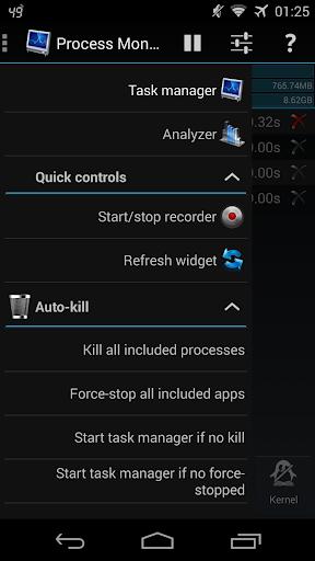 3C Process Monitor Pro  screenshots 3