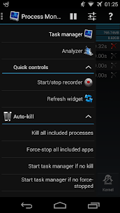 3C Process Monitor Pro 2.3 [Full Patched] Cracked Apk 3