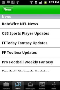 Fantasy Football Expert- screenshot thumbnail