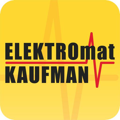 ELEKTROmat Kaufman LOGO-APP點子