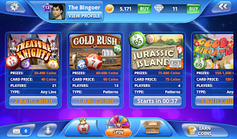 Screenshot of Wild Bingo - FREE Bingo+Slots