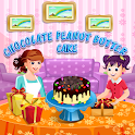 Chocolate Peanut Butter Cake icon