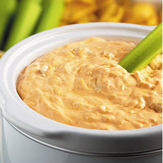 Hot Buffalo Dip.