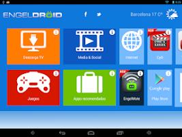 Screenshot of Engeldroid