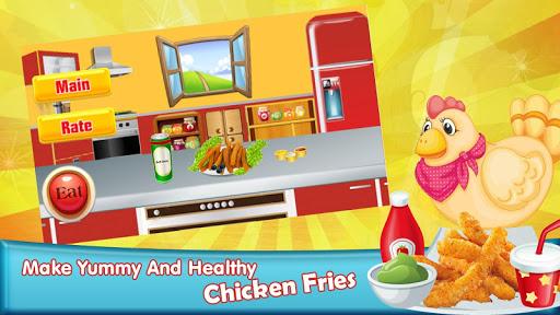 Chicken Fries Maker