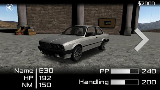 Drifting BMW Car Drift Racing 1.06 screenshots 12
