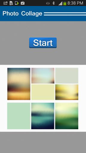 照片拼貼 - photo collage