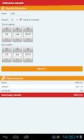 Screenshot of Kalkulator dla przedsiębiorcy