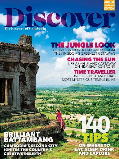 Discover Cambodia Magazine