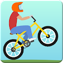 BMX Racing - Hill Climb icon