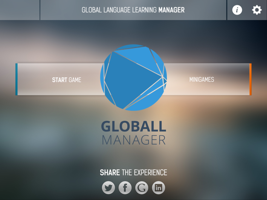 Globall Manager- screenshot