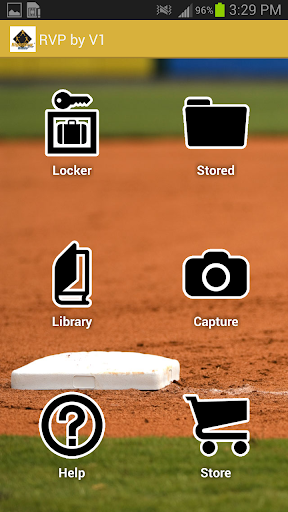RVP:Baseball Softball video