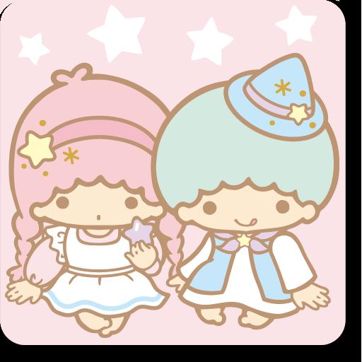 个人化のキキ&ララきせかえホーム(TS30) LOGO-記事Game
