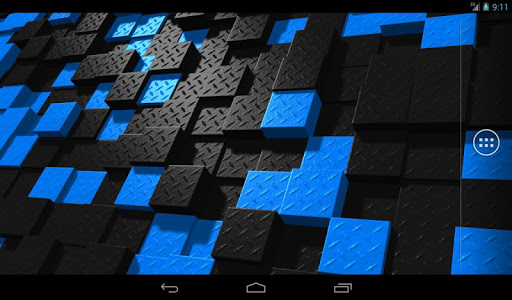 Digital Flux Live Wallpaper v1.3.0