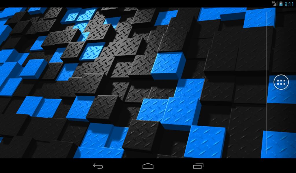 Digital Flux Live Wallpaper- screenshot