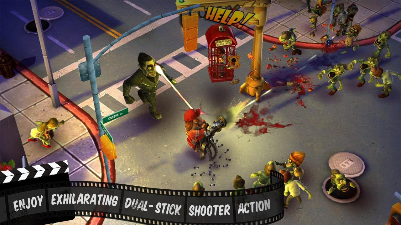 Zombiewood – Zombies in L.A! - screenshot