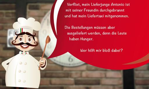 【免費休閒App】Der fliegende Lieferdienst-APP點子