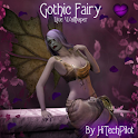 Gothic Fairy Live Wallpaper logo