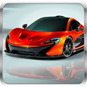 3D HD race cars live wallpaper icon