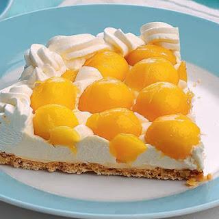 Mango Torte.