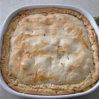 Fast and Easy Turkey Pot Pie Recipe