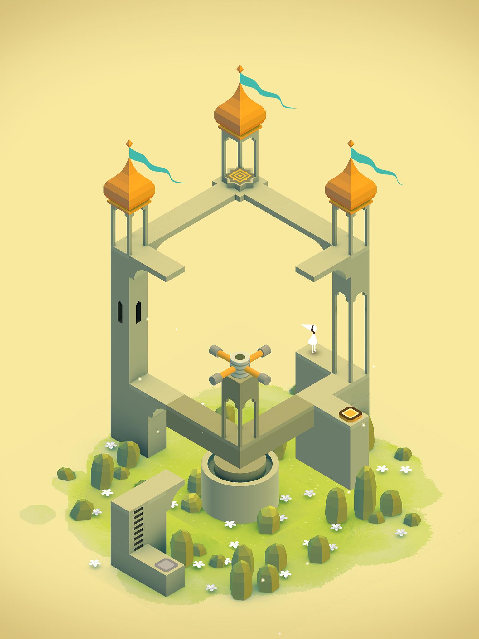 Monument Valley screenshot #11