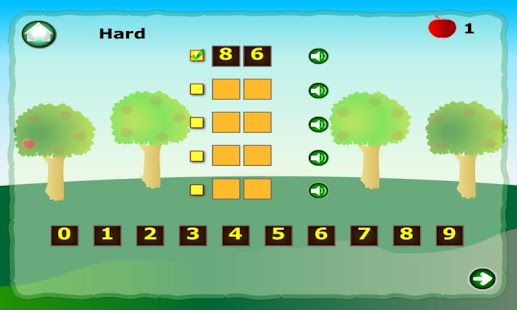 Preschool Numbers- screenshot thumbnail