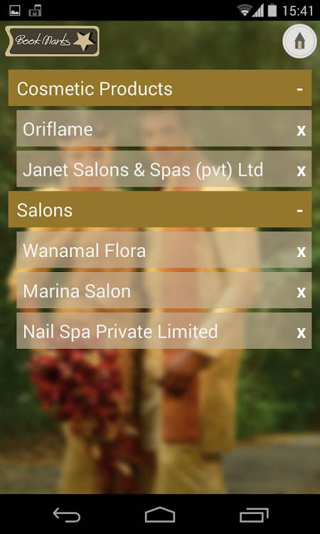 Rainbowpages Wedding Directory – (Android Aplikace) — AppAgg