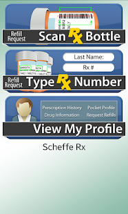Scheffe Rx- screenshot thumbnail