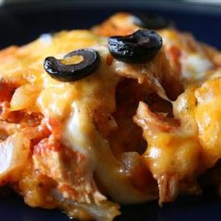 Southwestern Chicken Lasagna
