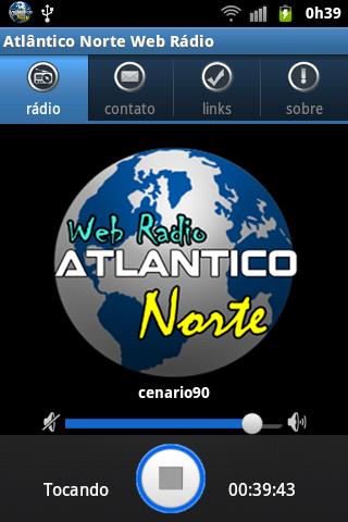 Atlântico Norte Web Rádio