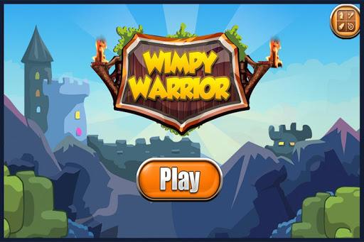 A Wimpy Warrior
