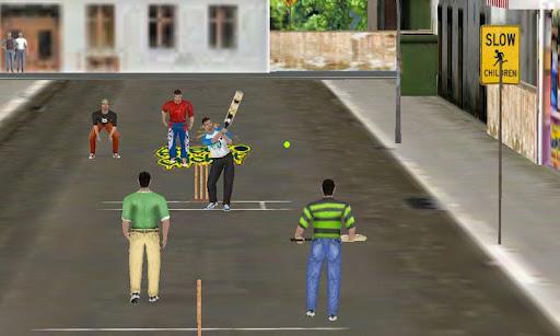 Street Cricket  screenshots 4