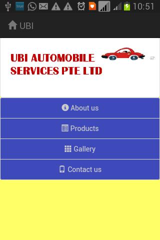 UBI Automobile
