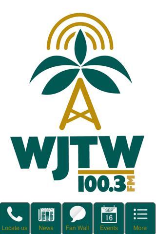 WJTW 100.3 FM