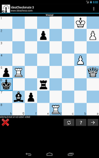 Checkmate chess puzzles 3- screenshot thumbnail