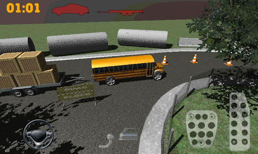 Play BEST Bus 3D Parking game online - Y8.COM