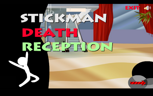 Stikman. Death at the airport