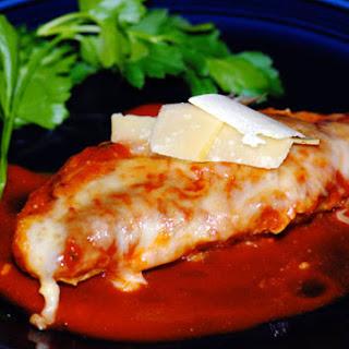 Chicken Parmesan.